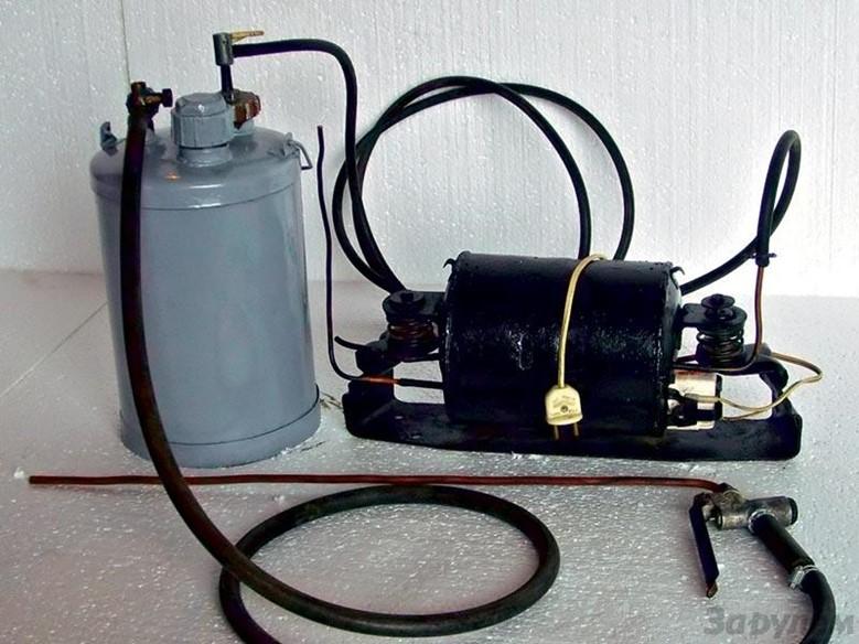 Как сделать вакуумный насос для откачки канализации своими руками