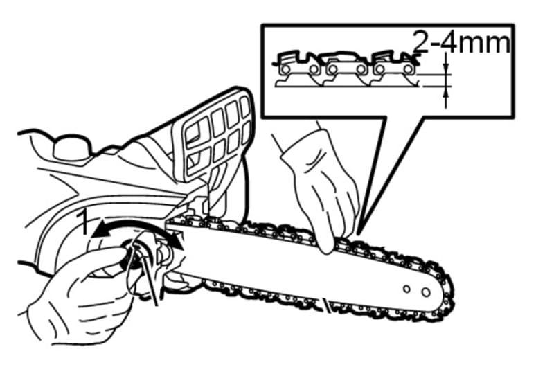 Как правильно укорачивается цепь на бензопилах и особенности выполнения процесса – мои инструменты