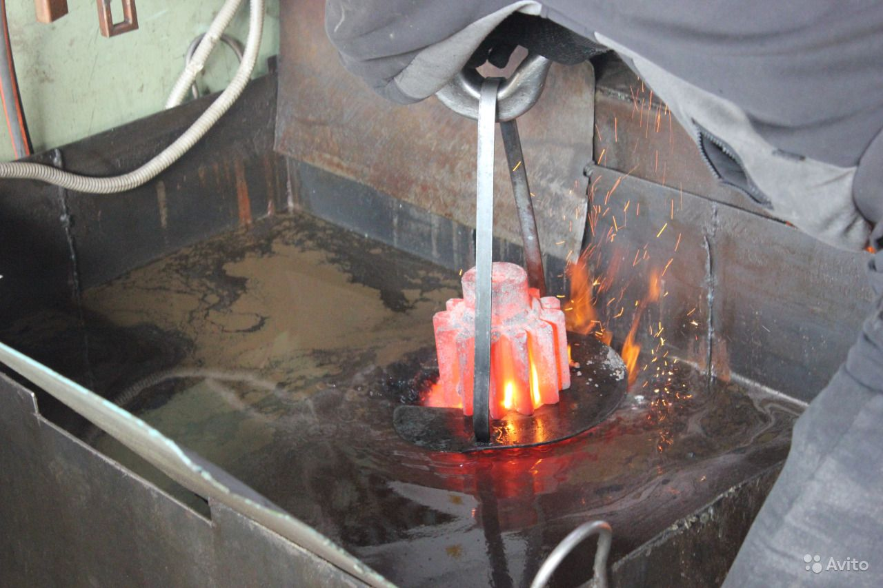 Цементирование металла в домашних условиях