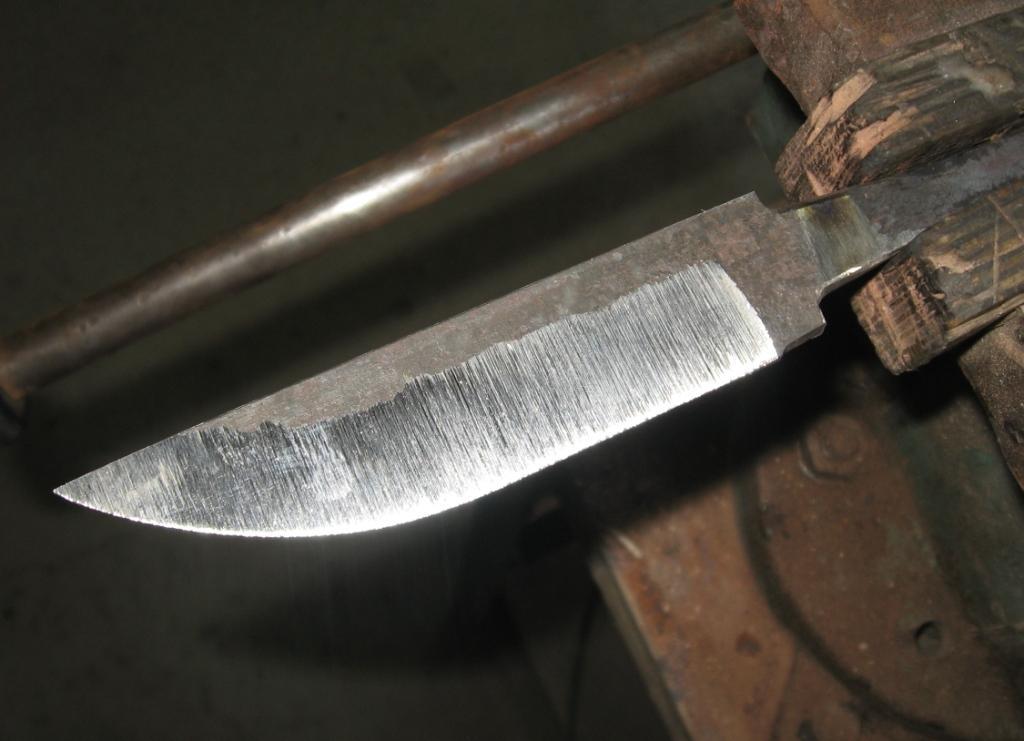 Закалка ножа — пошаговая инструкция по закалке различных типов металлов (75 фото и видео)