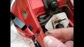Почему заливает свечу на бензокосе и как ее устранить