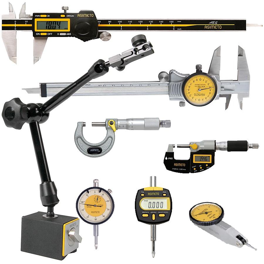 Какой измерительный инструмент следует использовать для контроля