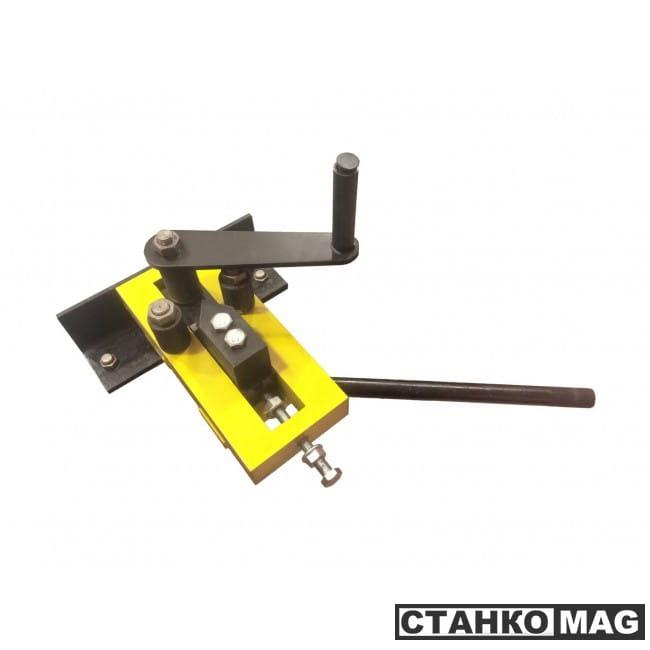 Станки для холодной ковки металла: универсальное кузнечное оборудование с чпу и без, ручные гибочные устройства типа твистер, гнутик и прочие, инструменты