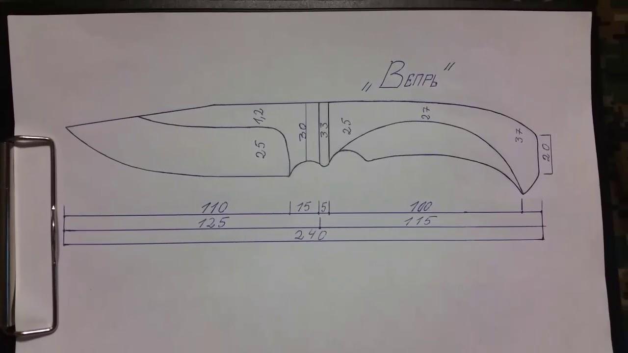 Ручка для ножа