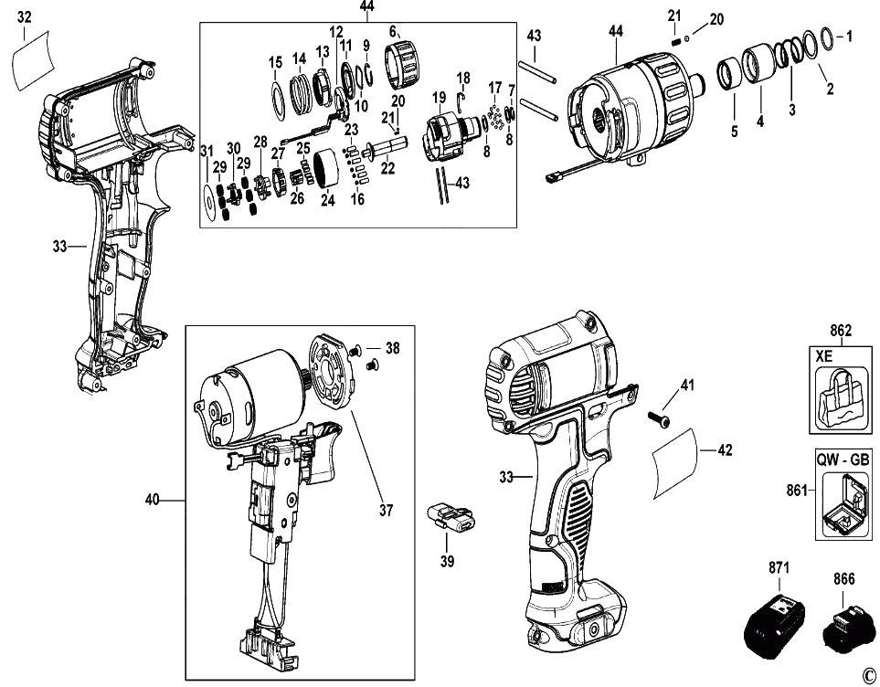 Ремонт шуруповерта: причины неисправностей, как разобрать шуруповерт, редуктор, ремонт кнопки, трещотки своими руками, как проверить двигатель