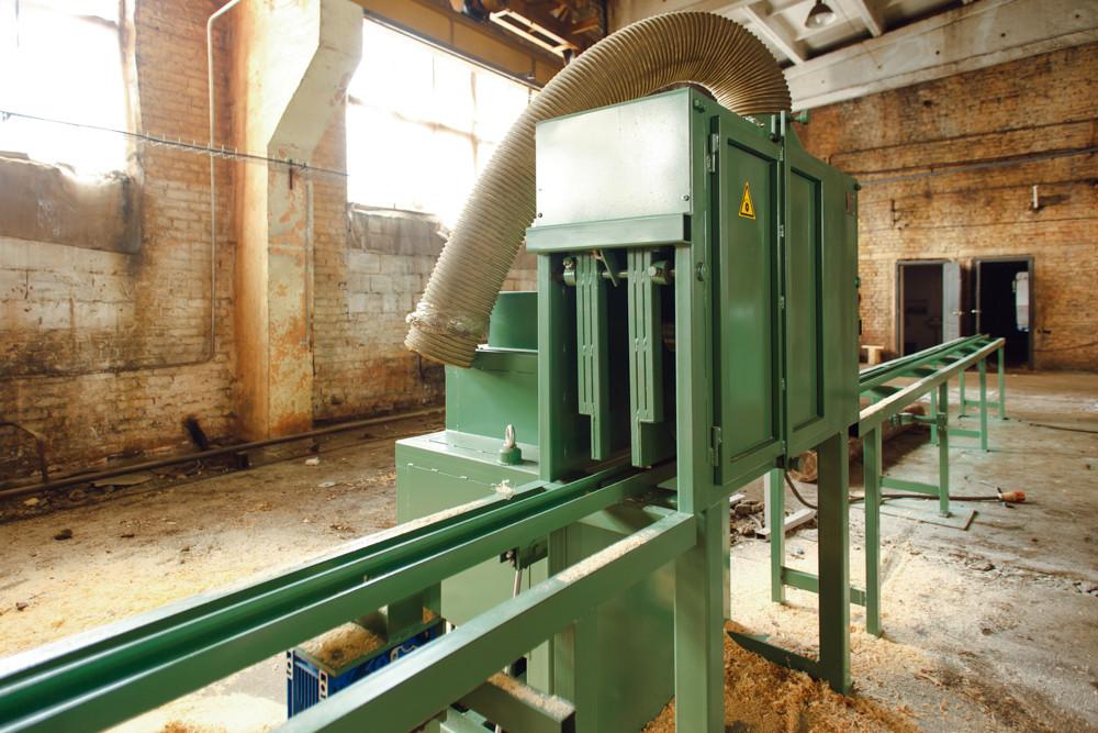 Брусовальный станок: качественная обработка бруса — залог успеха долговечности изделия