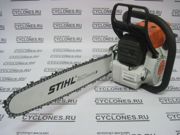 Бензопила stihl ms 260 — особенности и технические характеристики
