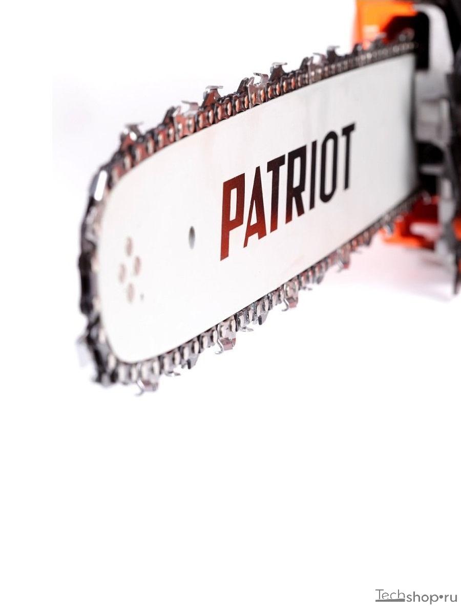 Описание бензопилы patriot pt 3816. инструкция по эксплуатации и обслуживанию. отзывы владельцев