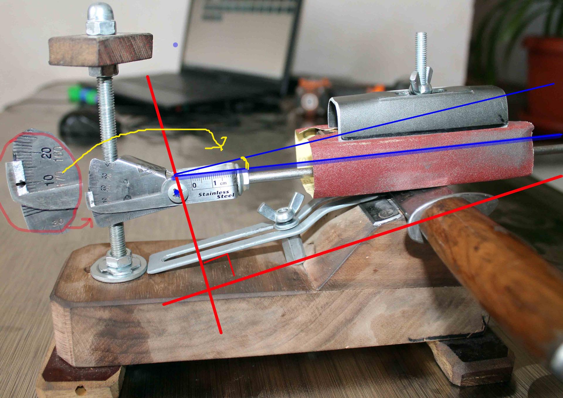 Станок для заточки ножей своими руками - изготовление своими руками удобного и функционального приспособления (90 фото)