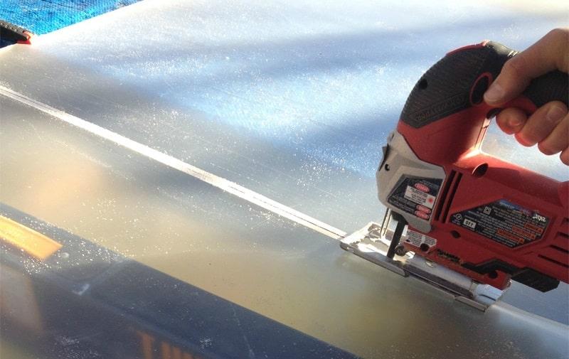 Как резать стекло стеклорезом в домашних условиях | советы и рекомендации от специалистов
