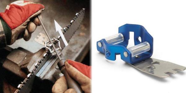 Как заточить цепь бензопилы: выбор инструмента + пошаговая инструкция