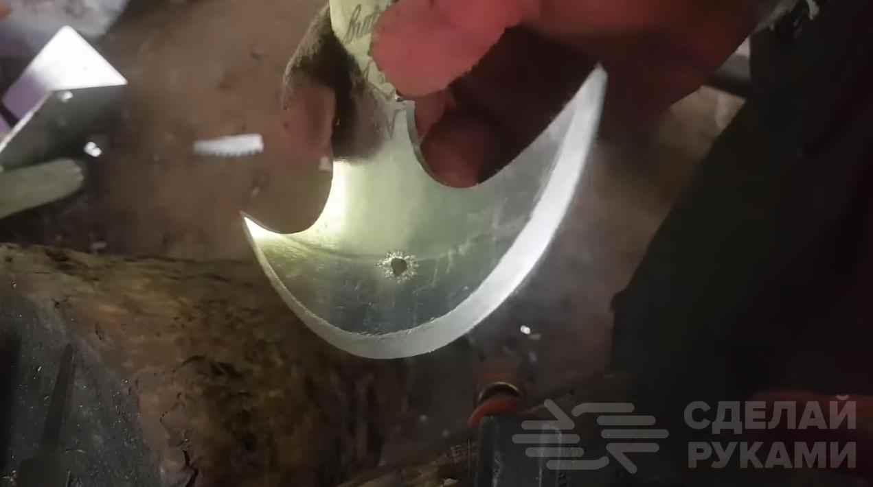 Нож из напильника: плюсы и минусы, изготовление, как закалить