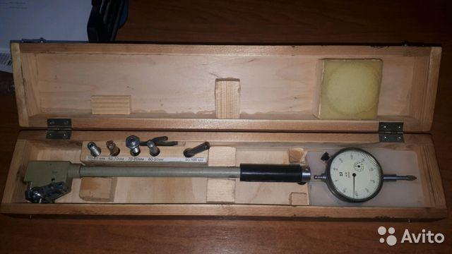 Нутромеры индикаторные повышенной точности ни-пт и ниц-пт