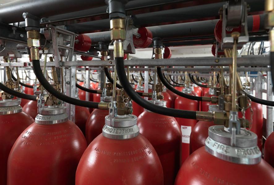 Освидетельствование газовых баллонов