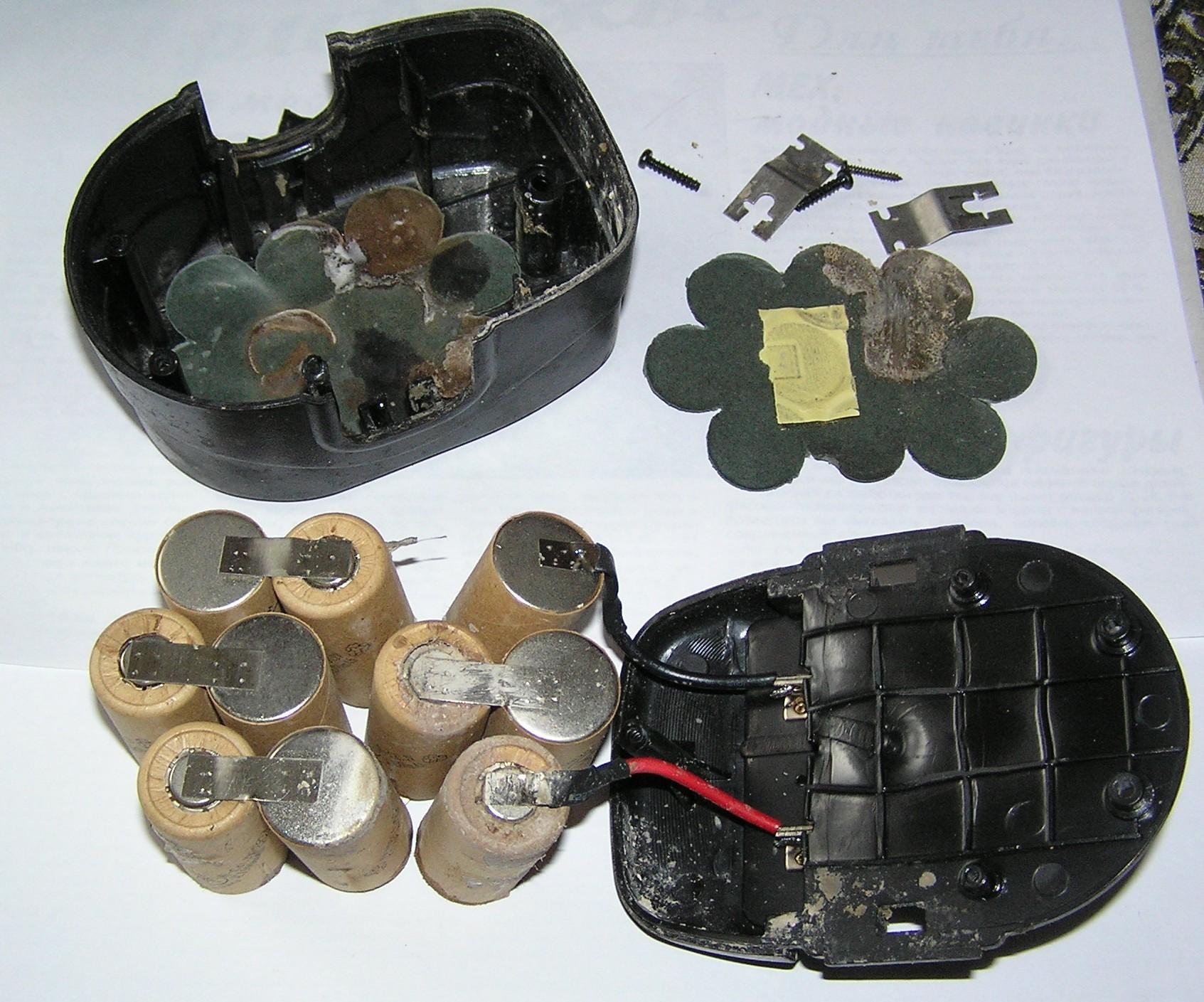 Как выполняется ремонт шуруповерта без помощи специалиста
