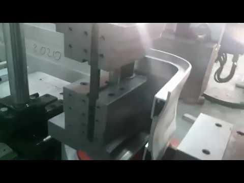 Технология гибки алюминиевого профиля