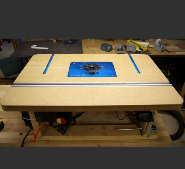 Как сделать стол для фрезера своими руками, пошаговая инструкция и чертежи