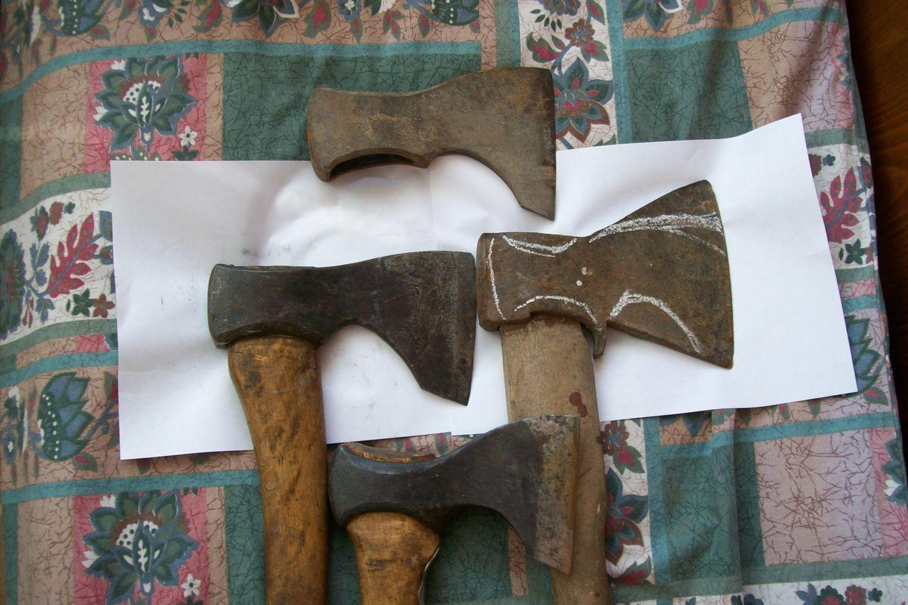 Изготовление топора своими руками - пошаговая инструкция