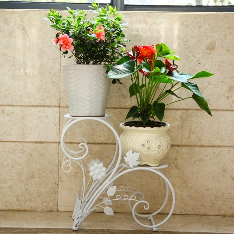 Как выбрать кованые изделия для цветов