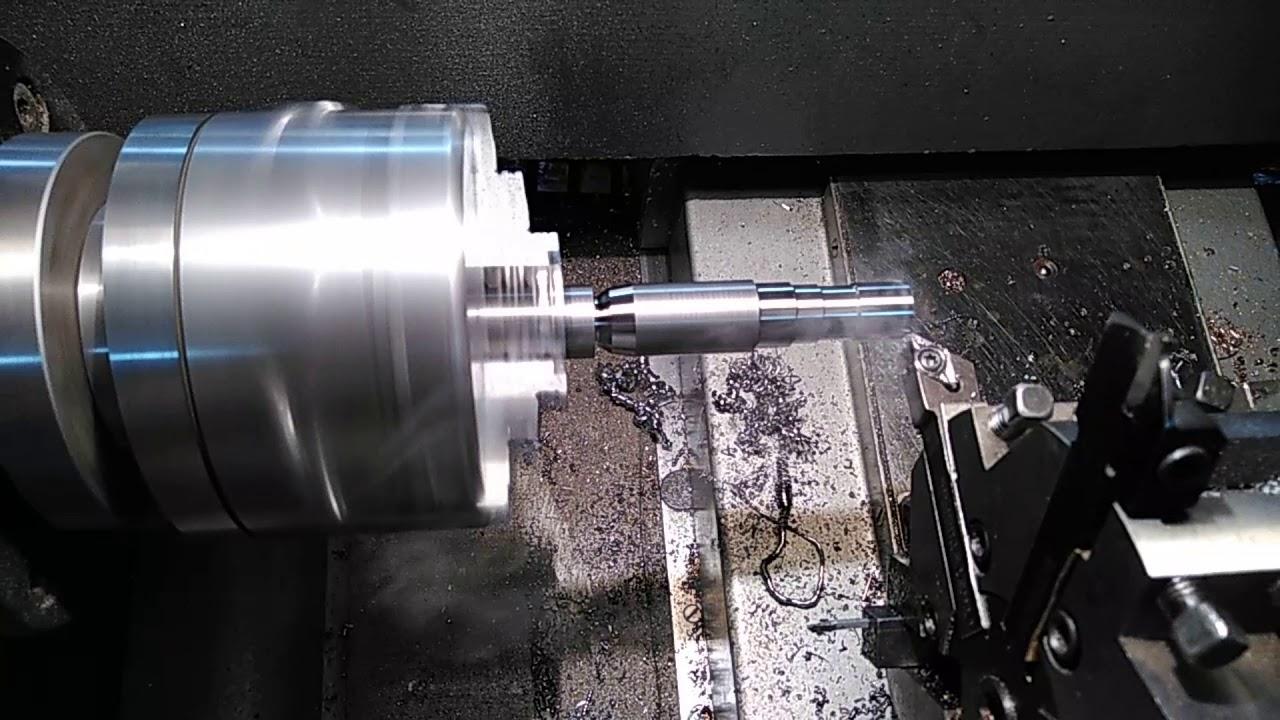 Обработка титана на токарном станке