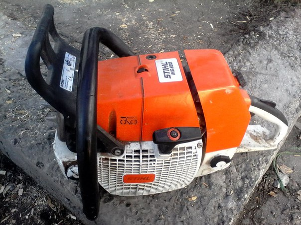 Stihl ms 250 — сбалансированная бензопила для сельского хозяйства