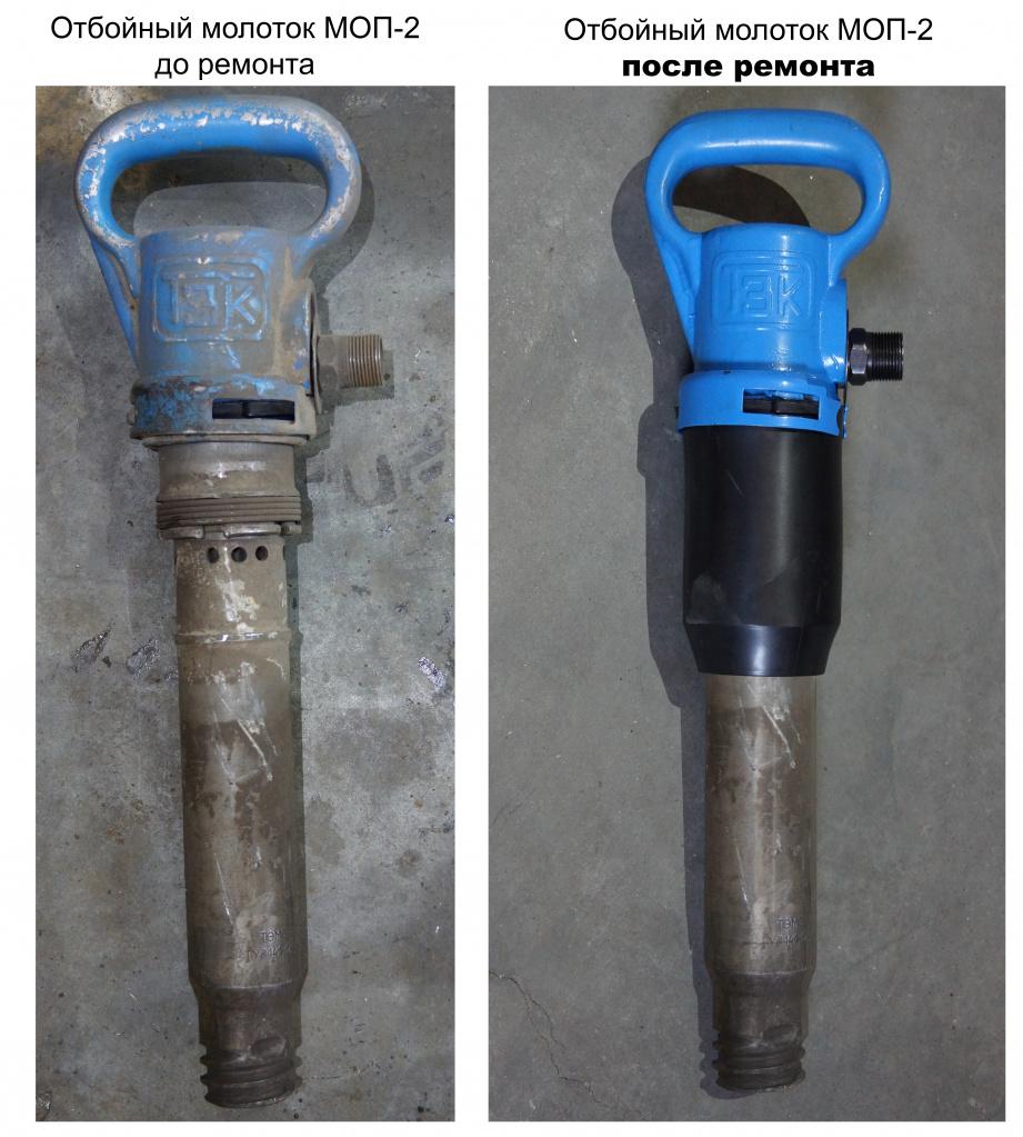 Устройство и основные характеристики отбойного молотка