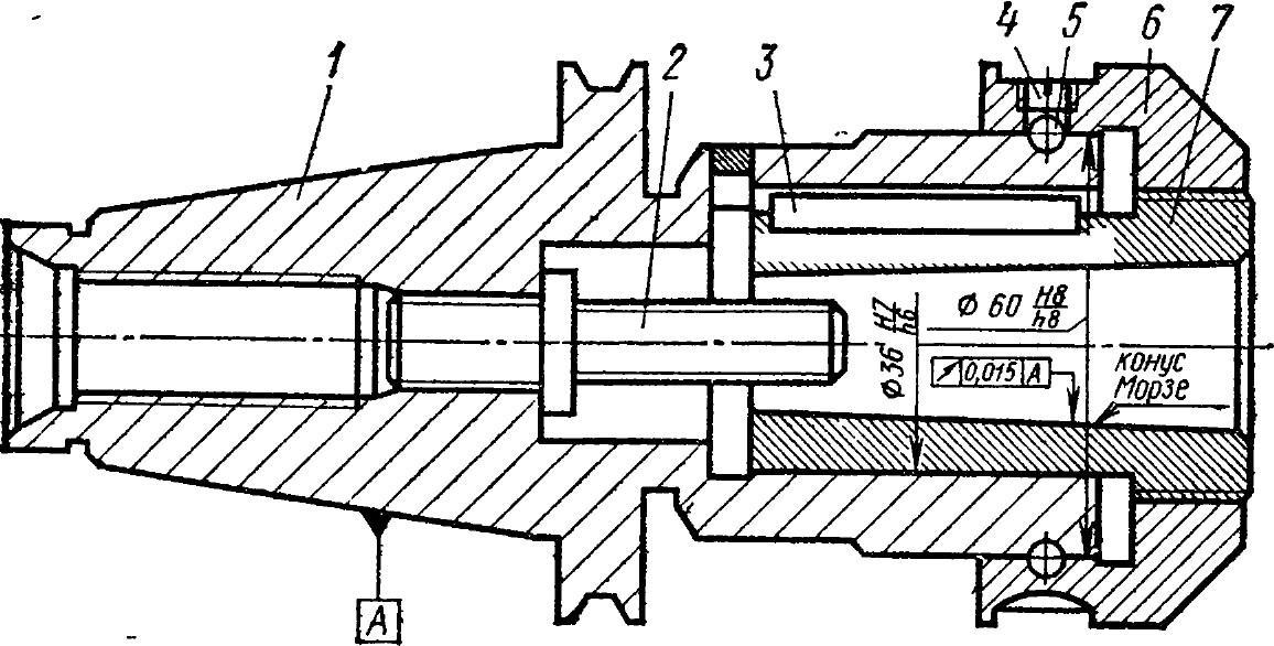 Что такое шпиндель для фрезерного станка и как его изготовить своими руками