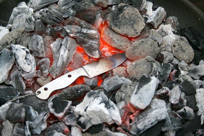 Как можно закалить металл в домашних условиях