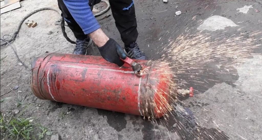 Минусы мангала из газового баллона — topsamoe.ru