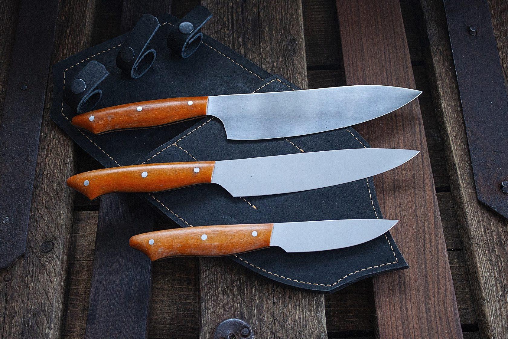 Деревянные ножи в современной версии своими руками