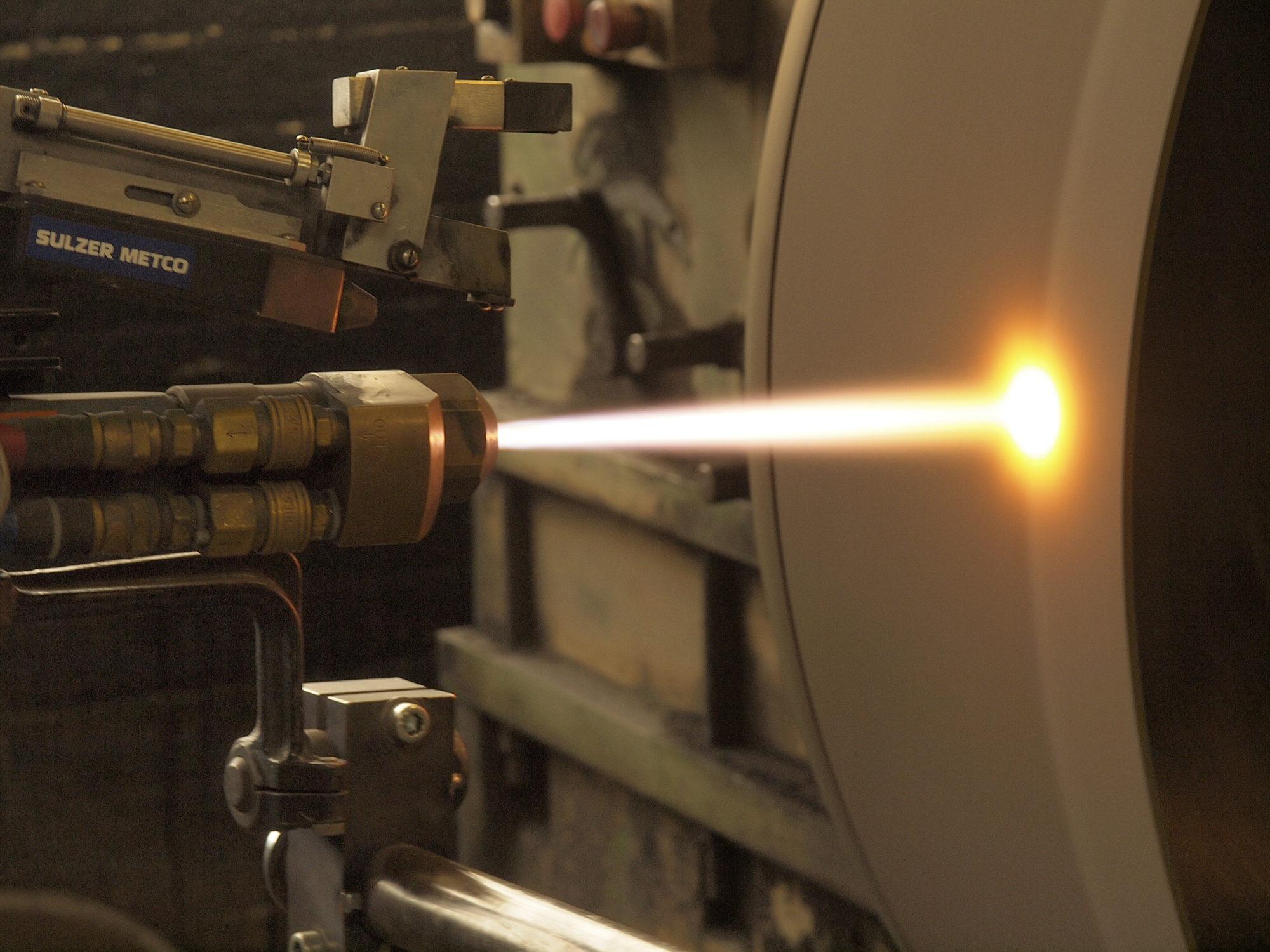 Технология и процесс плазменного напыления