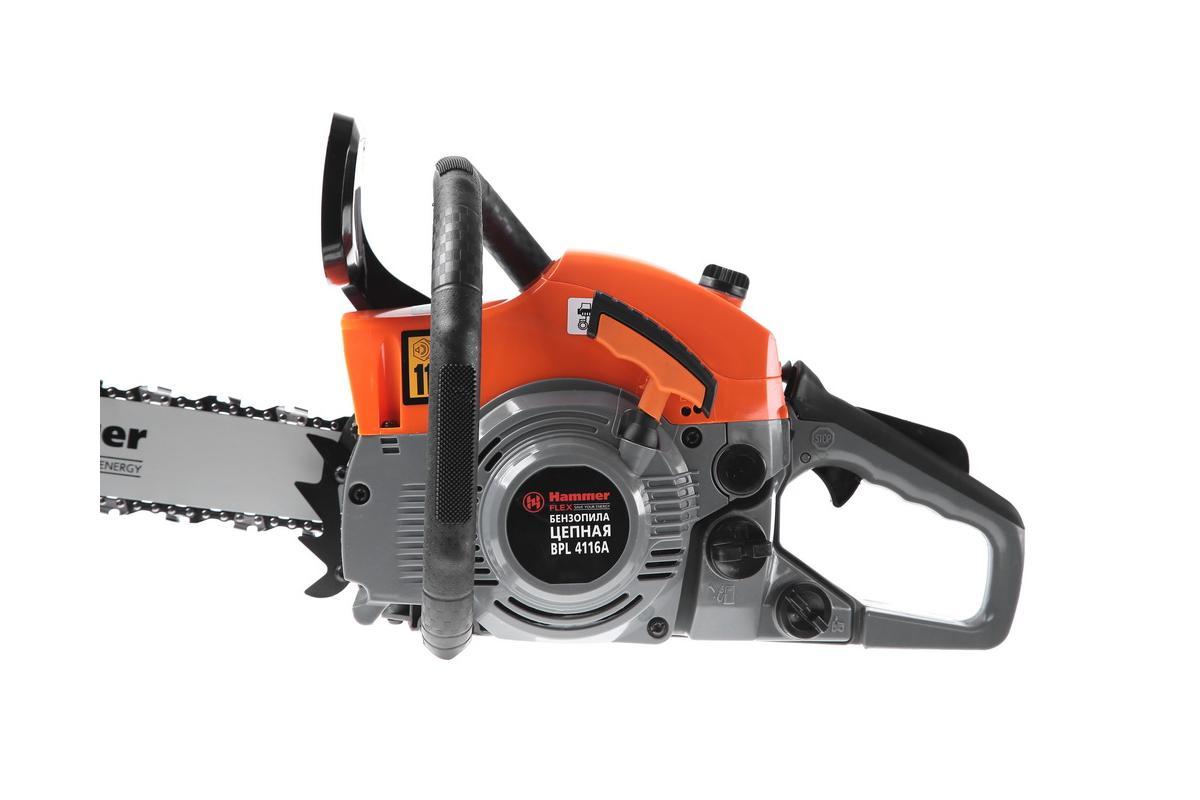 Бензопила hammerflex hammer flex bpl4116a (245035) купить за 6599 руб в екатеринбурге, отзывы, видео обзоры и характеристики