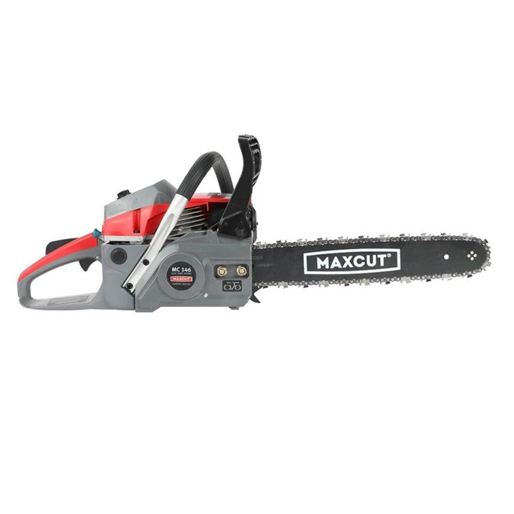 Бензопила maxcut mc 146 — преимущества бюджетной модели