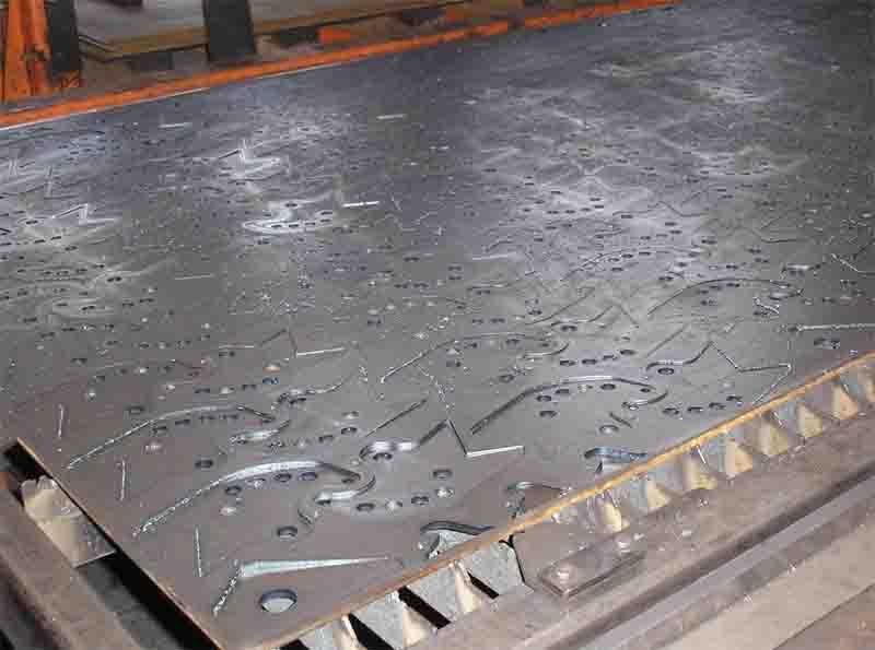 Раскрой листового металла: способы