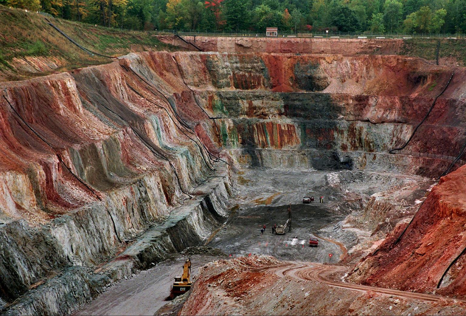 Как добывают медь: способы, история и месторождения