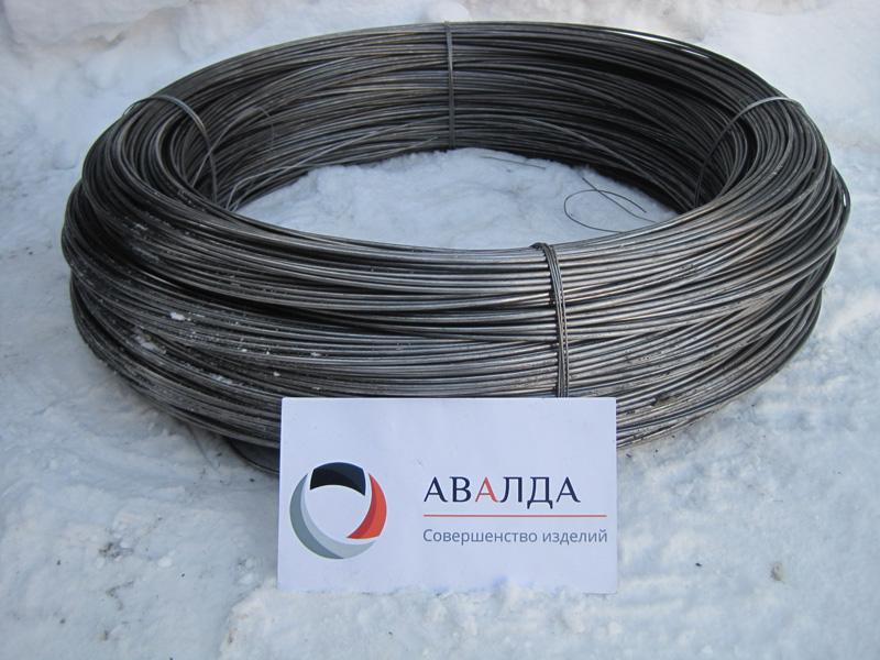 Стальная низкоуглеродистая оцинкованная проволока: где используется и как применяется вязальная проволока