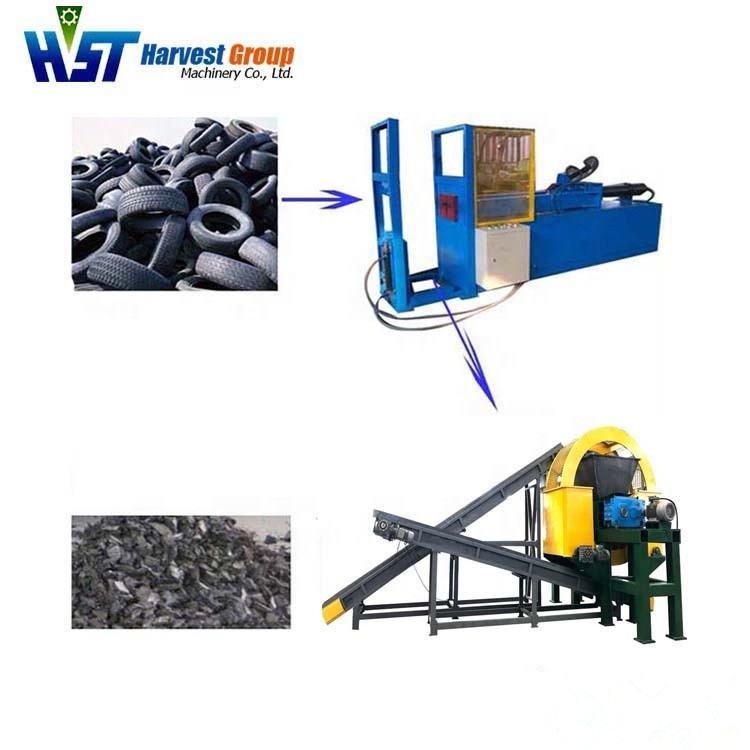 Выбираем оборудование для переработки шин в крошку: цены и характеристики заводов, линий и станков