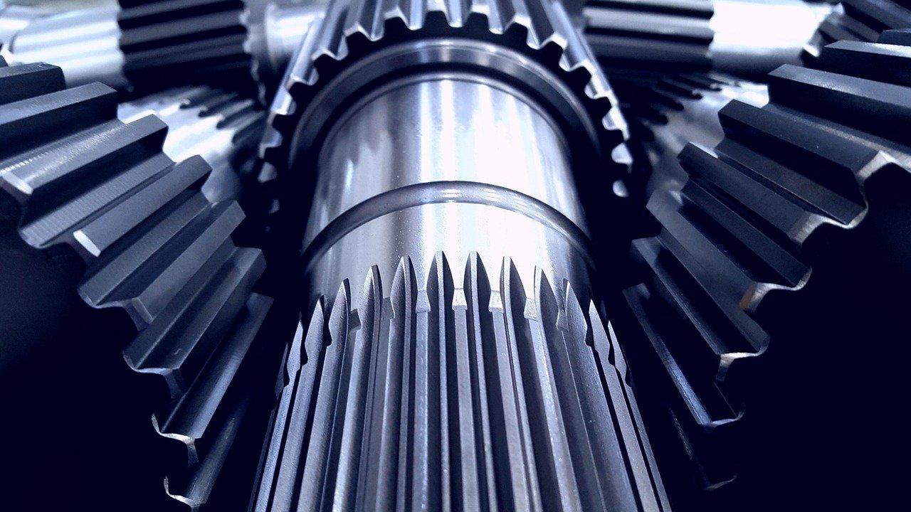 Шестерни (цилиндрические зубчатые передачи)
