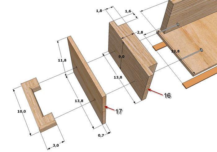 Фрезерный стол для ручного фрезера своими руками - чертеж, видео, инструкции | o-builder.ru