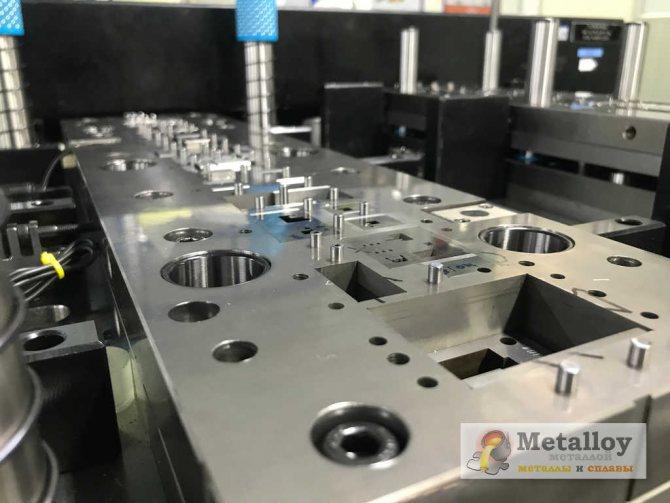 Штамповка металла – технология, разновидности, оборудование, гост