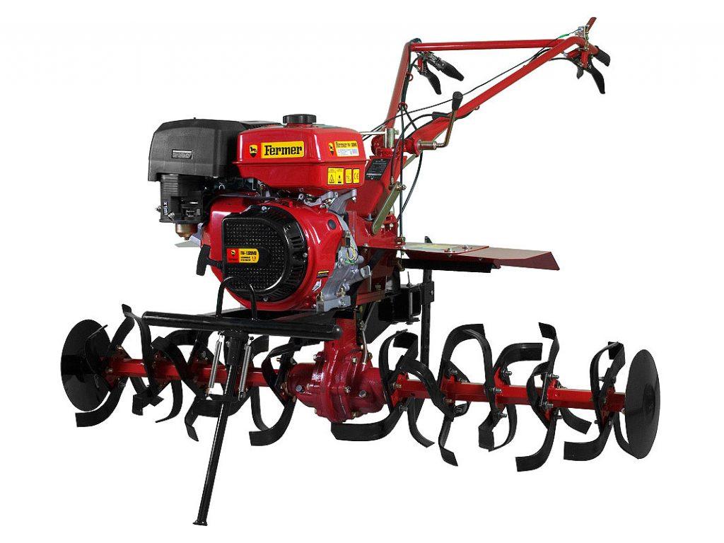 Ручной культиватор для обработки почвы
