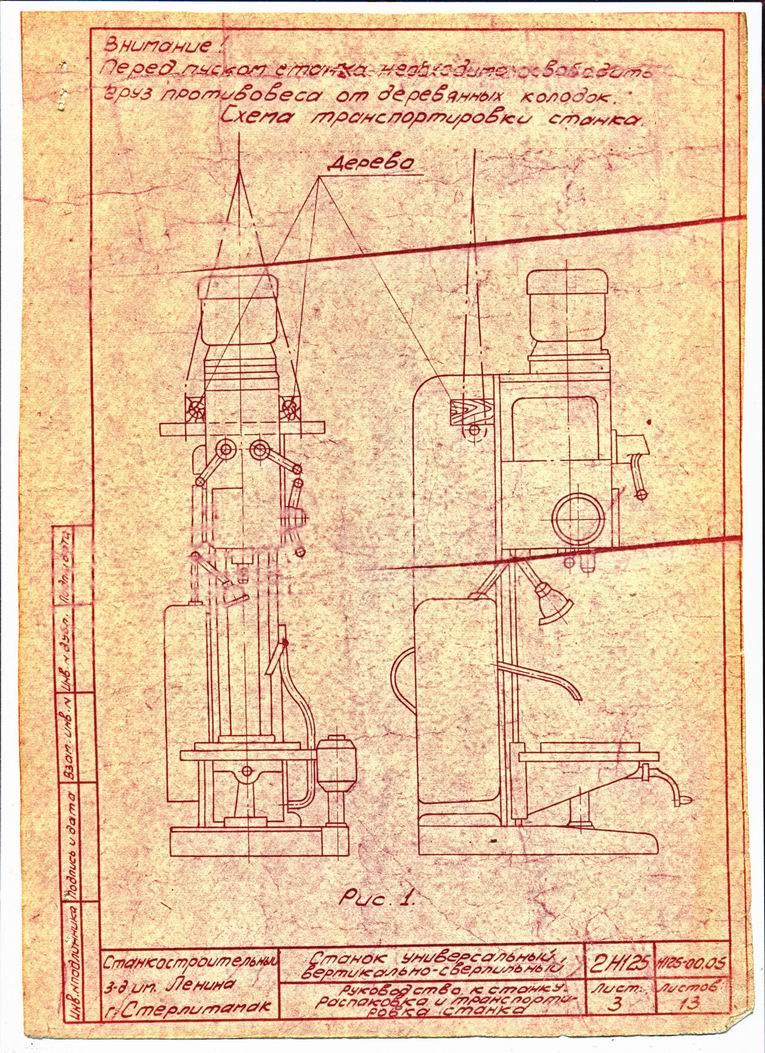 Вертикально сверлильный станок 2н125: описание, технические возможности