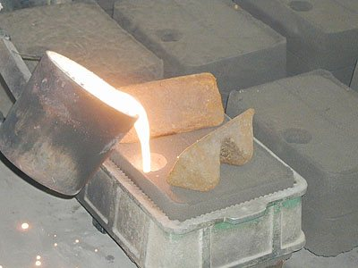Литье металлов: литье под давлением, сплавов в формы, технология