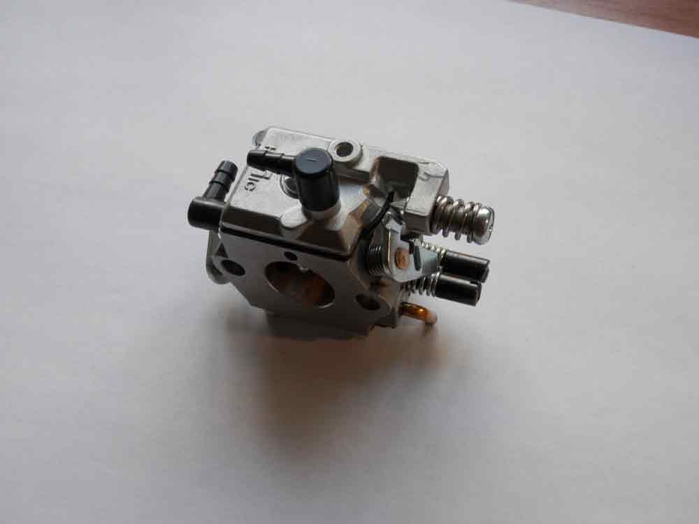 Бензопила champion 254-18 — бытовой инструмент повышенной мощности