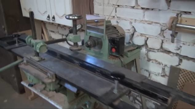 Описание долбежного станка по металлу и его самостоятельное изготовление