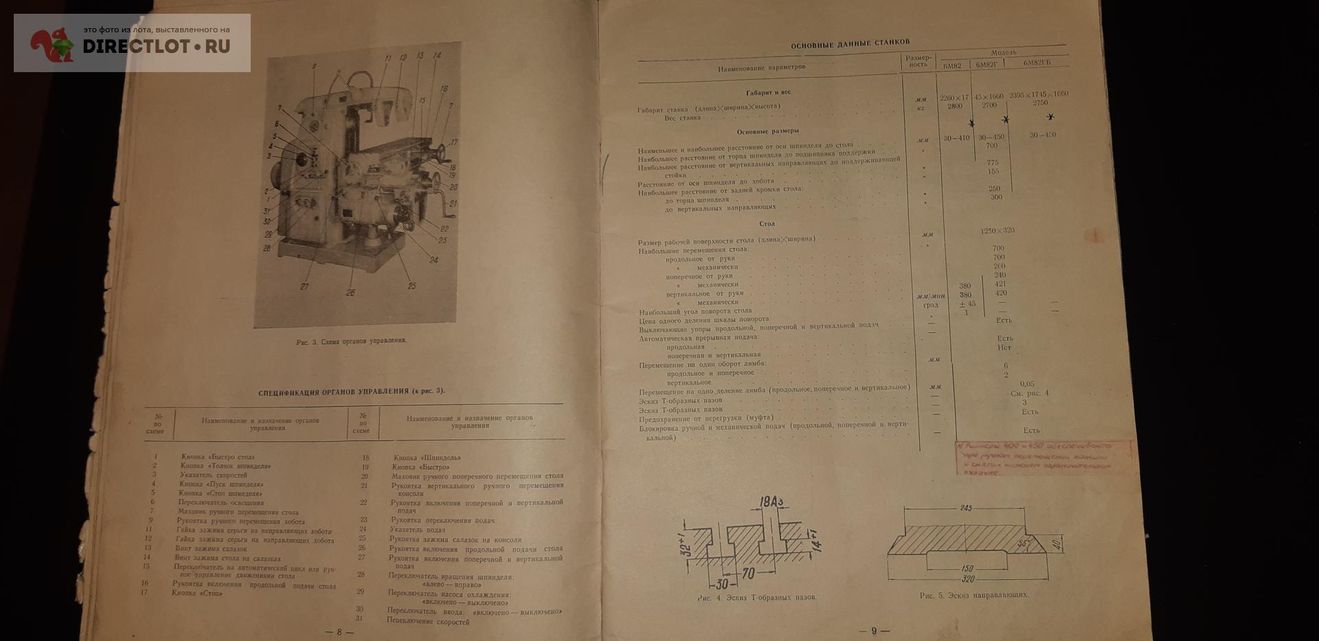 6м13п – все технические параметры фрезерного агрегата + видео