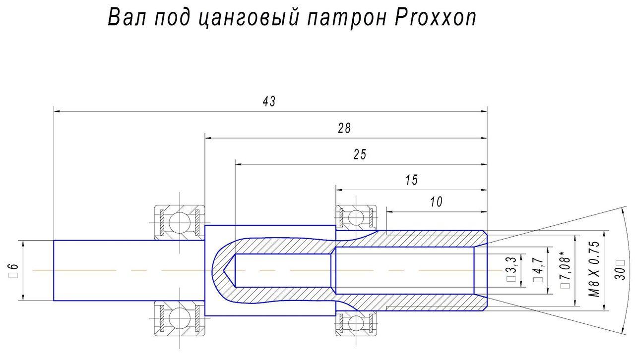 Патрон цанговый для фрезерного станка: виды, специфика работы цанги зажимной