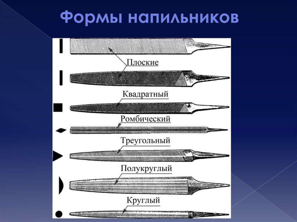 Глава xv. шабрение  [1980 макиенко н.и. - общий курс слесарного дела]