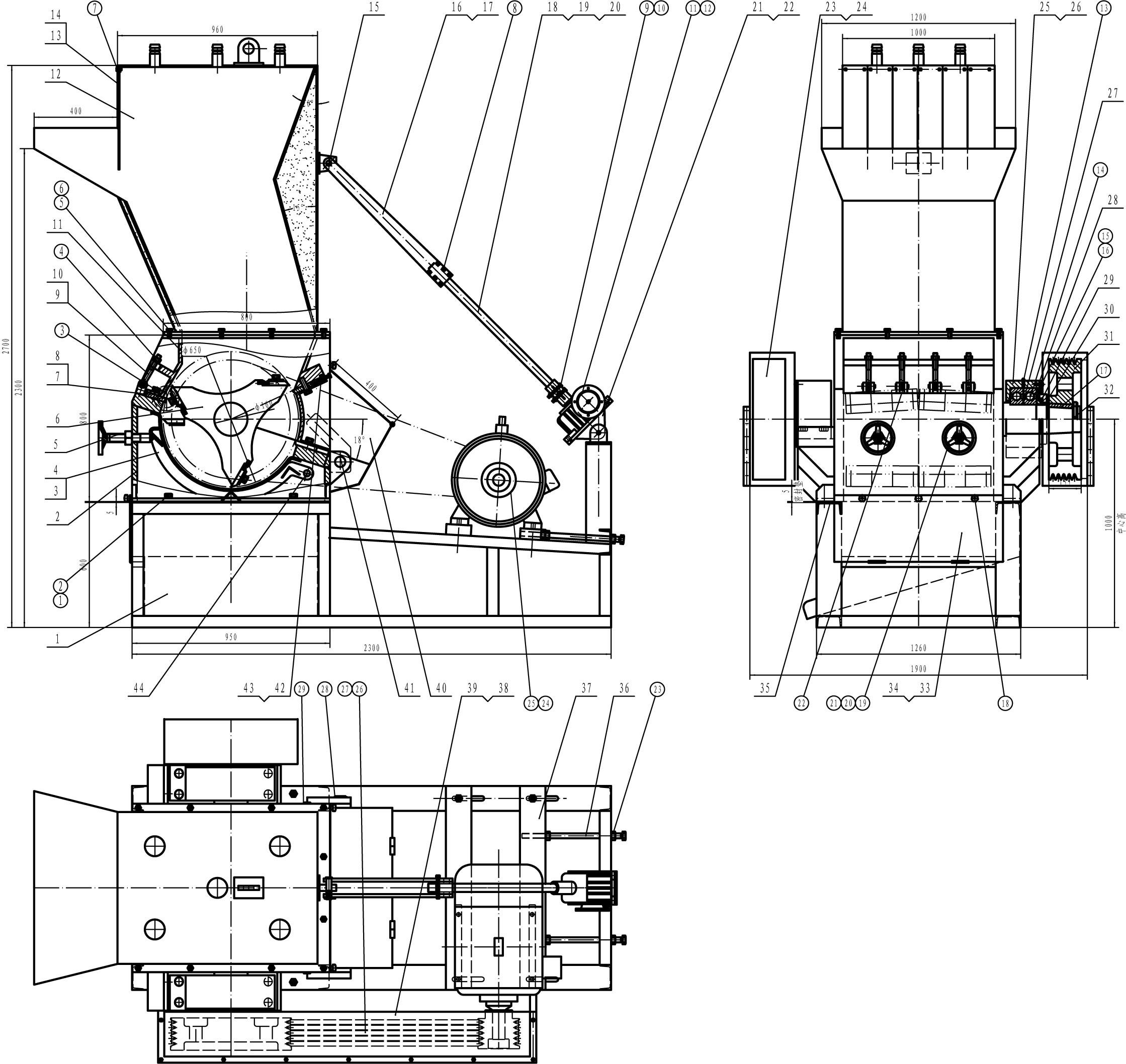 Изготовление щепореза своими руками: чертежи, узлы, схемы