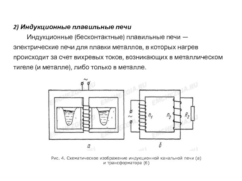 Индукционная печь для плавки металла своими руками - о металле